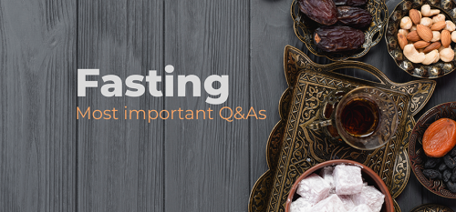 Important Questions about Fasting in Ramadan