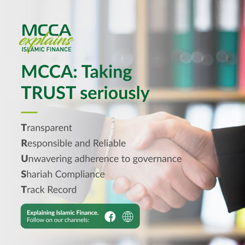 MCCA – Islamic Finance and Investments